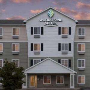 WoodSpring Suites Champaign near University