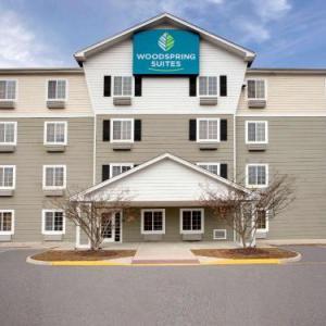 WoodSpring Suites Macon West I-475