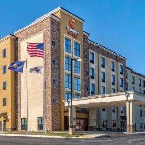 Comfort Suites Camp Hill-Harrisburg West
