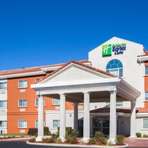Feather Falls Casino Hotels - Holiday Inn Express Hotel & Suites Oroville Southwest