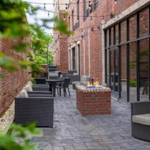 Courtyard by Marriott Winston Salem Downtown