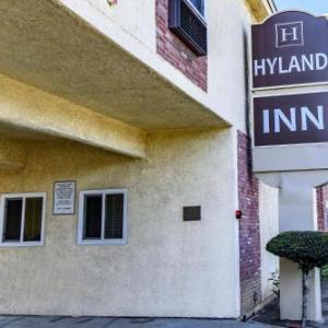 Hyland Inn Long Beach CA, 90810
