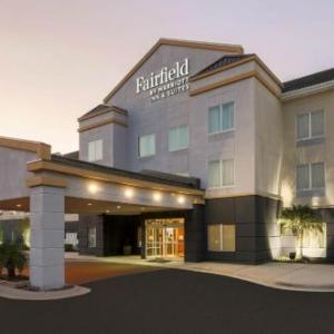 Pepin's Hospitality Center Hotels - Fairfield Inn & Suites Tampa Fairgrounds/Casino