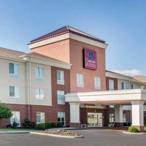 French Lick Resort Hotels - Comfort Suites French Lick