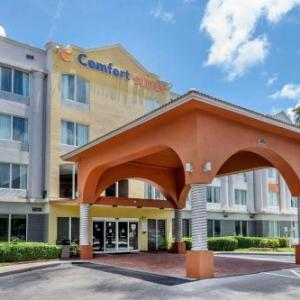 Faith Center Sunrise Hotels - Comfort Suites Sawgrass