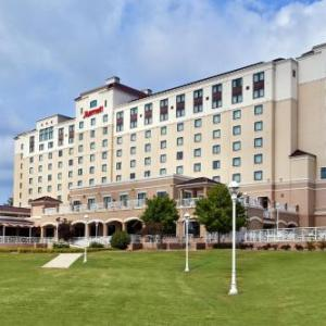 Ground Zero Spartanburg Hotels - Marriott Spartanburg