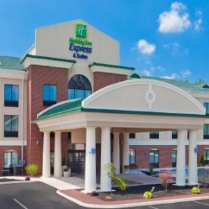Stage West Scranton Hotels - Holiday Inn Express & Suites White Haven/Poconos