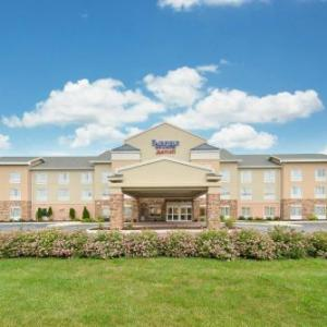 Fairfield Inn & Suites By Marriott Fort Wayne