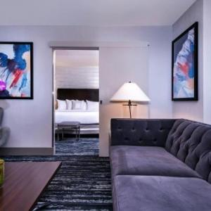 Marquee New York Hotels - Fairfield Inn & Suites New York Manhattan/Times Square