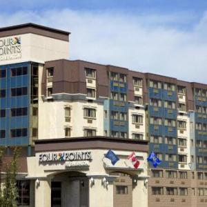 Hotels near Sawmill Catering and Banquet Centre - Four Points By Sheraton Edmonton South