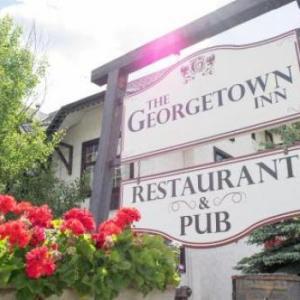 Centennial Park Canmore Hotels - The Georgetown Inn