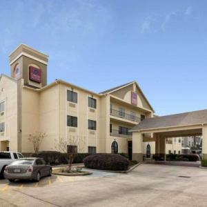 Comfort Suites Bush Intercontinental Airport