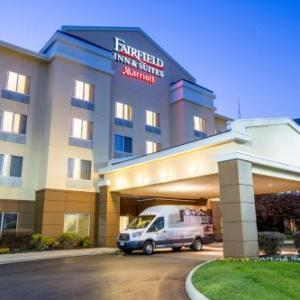 Jesse Owens Memorial Stadium Hotels - Fairfield Inn & Suites Columbus Osu