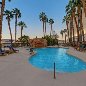 Hotels near Excalibur Hotel and Casino - Hampton Inn Tropicana Las Vegas