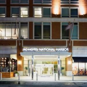 AC Hotel National Harbor Washington Dc Area