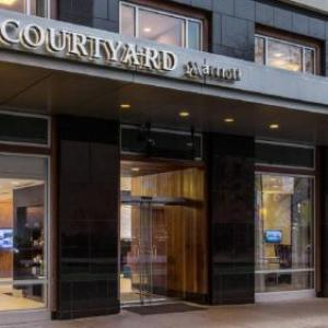 Paris Theatre Portland Hotels - Courtyard By Marriott Portland City Center