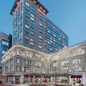 Chameleon Club Hotels - Lancaster Marriott at Penn Square