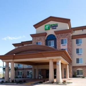 Kearney Park Hotels - Holiday Inn Express Fresno South