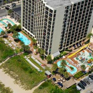 Hotels near Family Kingdom Myrtle Beach - Sea Crest Oceanfront Resort