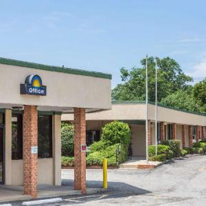 The Sedalia Center Hotels - Days Inn Bedford