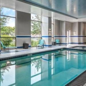 Hotels near Joseph Echols Hall - Residence Inn Norfolk Downtown