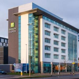 Lincoln Drill Hall Hotels - Holiday Inn Express Lincoln City Centre