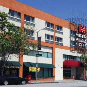 Hotels near Los Angeles Union Station - Metro Plaza Hotel
