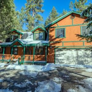 Alpine Escape By Big Bear Cool Cabins