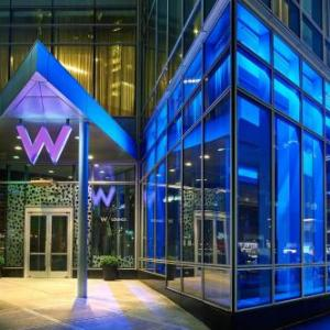 Hotels near Wilbur Theatre - W Hotel Boston