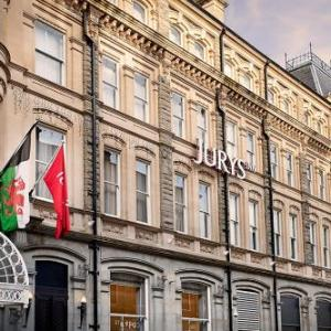 Cardiff University Students' Union Hotels - Jurys Inn Cardiff
