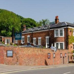 Malvern Theatres Hotels - Mount Pleasant Hotel