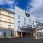 Fairfield by Marriott Inn & Suites Uncasville Groton Area