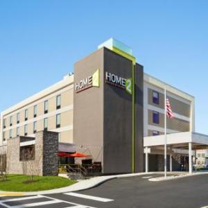 Home2 Suites by Hilton New Brunswick NJ