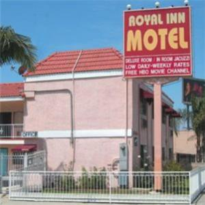 Royal Inn Motel Long Beach CA, 90804