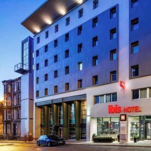 Hotels near King Tuts Wah Wah Hut Glasgow - ibis Glasgow City Centre - Sauchiehall St