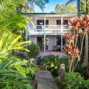 A Beach House At Byron