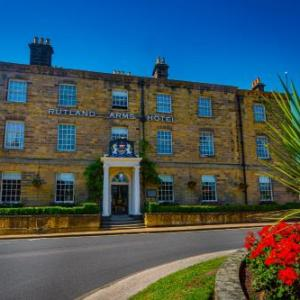 The Rutland Arms Hotel Bakewell Derbyshire