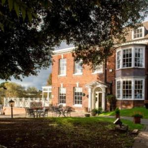 Huntingdon Hall Worcester Hotels - Diglis House Hotel