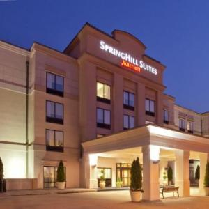 Hotels near Tarrytown Music Hall - Springhill Suites By Marriott Tarrytown Greenburgh
