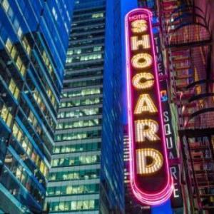 Hotels near Nederlander Theatre - Hotel Shocard New York