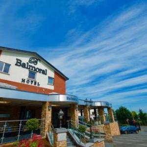 Casement Park Belfast Hotels - Balmoral Hotel Belfast