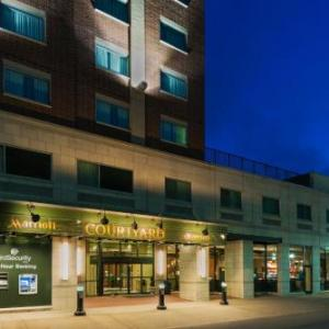 Courtyard by Marriott Little Rock Downtown
