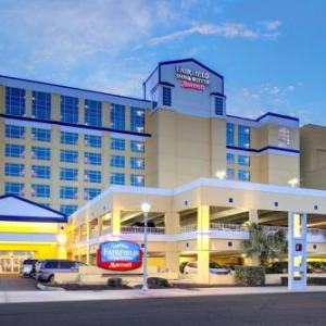 Fairfield Inn & Suites By Marriott Virginia Beach Oceanfront