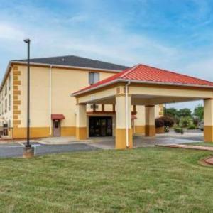 Comfort Inn & Suites Mocksville I-40
