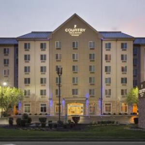 Country Inn And Suites Nashville Airport TN, 37214