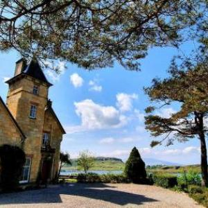 Luxury 4 Hotels In Oban Dungallan Country House
