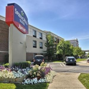 Springhill Suites By Marriott Detroit Southfield