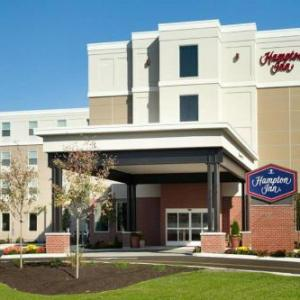 Hotels near Oxford County Fairgrounds - Hampton Inn Lewiston/Auburn