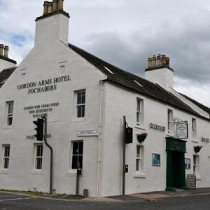 Elgin Academy Hotels - Gordon Arms Hotel