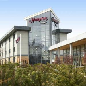 The Corby Cube Hotels - Hampton by Hilton Corby